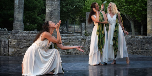 Demeter, le spectacle